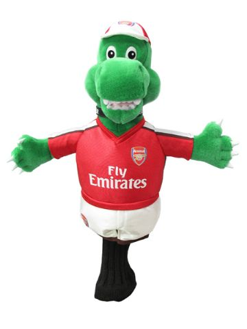 Arsenal Mascot Headcover